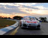 2013 ALMS Winter Test at Sebring (Chapman photo)